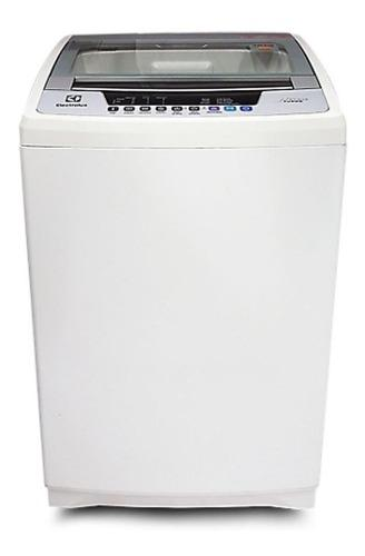Lavadora electrolux ewif14e3fspw 31 lbs luz led blanca