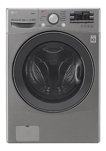 Lavadora secadora 15k/33l inverter carga frontal lg wd15egs6