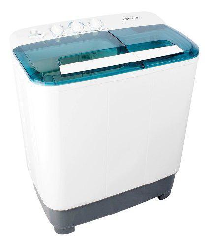 Lavadora semiautomática abba 7 kgs doble tina la 070sa