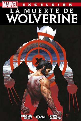 Marvel comics - excelsior la muerte de wolverine - español