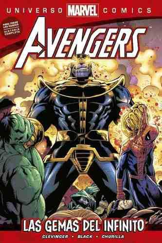 Marvel comics - las gemas del infinito - español