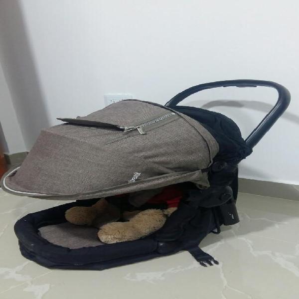 Porta bebe coche silla para carro bebe