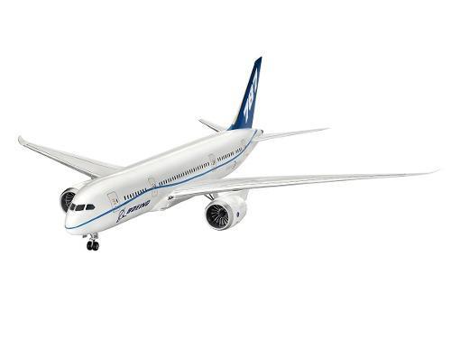 Revell de alemania 1/144 boeing 787-8 dreamliner para armar