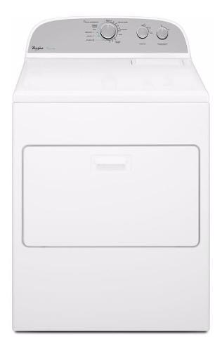 Secadora carga superior eléctrica 18kgs blanca whirlpool