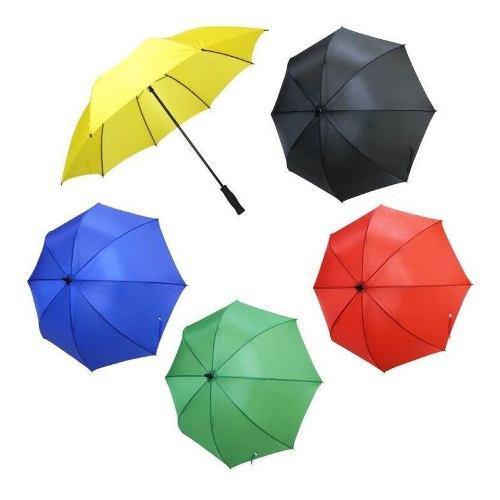 Sombrilla tipo golf paraguas solo al por mayor