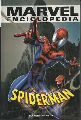 Spiderman enciclopedia marvel (comic digital) hombre araña