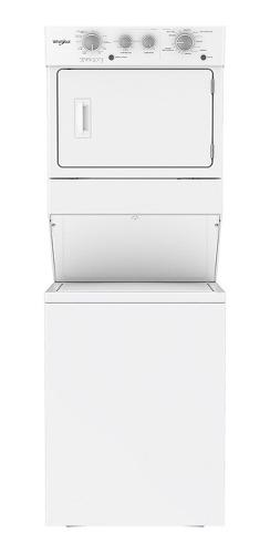 Torre de lavado eléctrico he 20kgs - blanca blanca