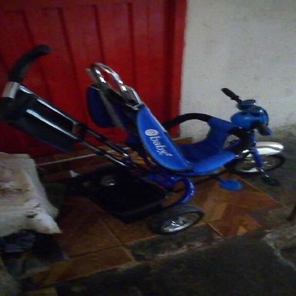 Vendo o cambio triciclo moto para niño
