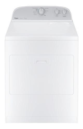Whirlpool secadora carga frontal a gas 18 kg 110 v