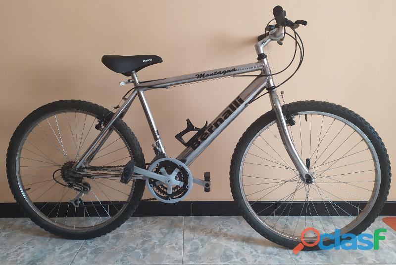 Bicicleta bernalli montagna super cobra tt