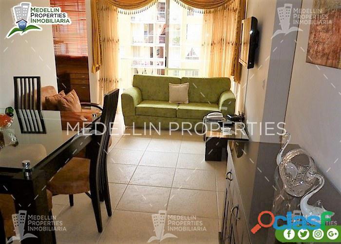 Apartamentos amoblados economicos en medellin cód: 4426