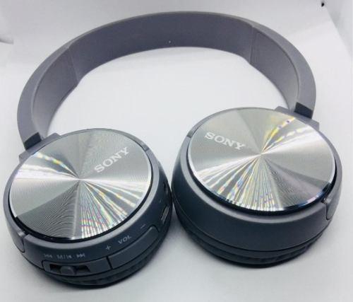 Audífonos bluetooh sony mdr 450 bt + envio