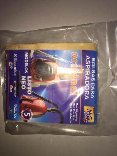 Bolsas aspiradora electrolux listo