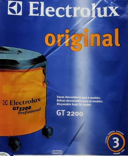 Bolsas gt2200 aspiradora electrolux