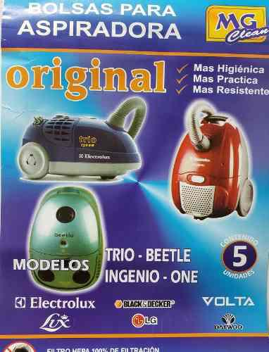 Bolsas ingenio aspiradora electrolux inge1