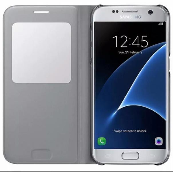 Estuche Forro Original Samsung S7 Cover