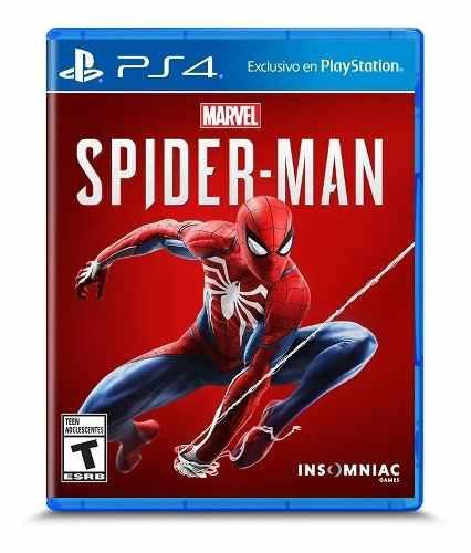 Marvels spiderman - playstation 4 ps4 fisico sellado