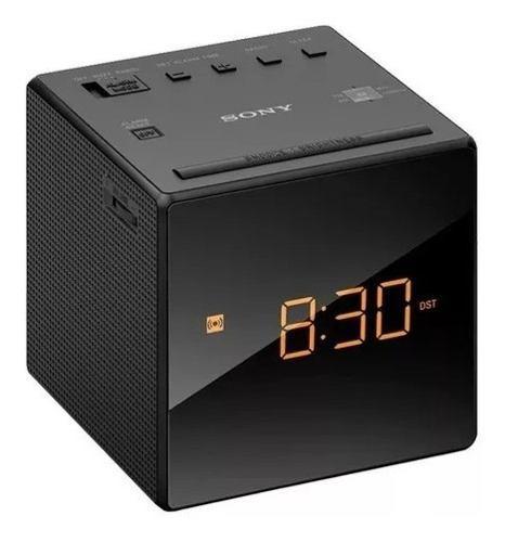Radio reloj despertador am/fm sony icf-c1 100mw