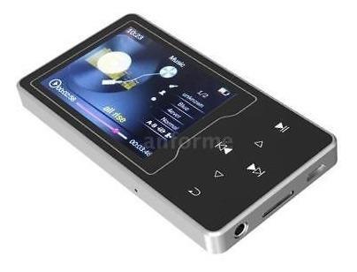 Ruizu 2.4 / 8gb mp3 mp4 media player música audio video fm