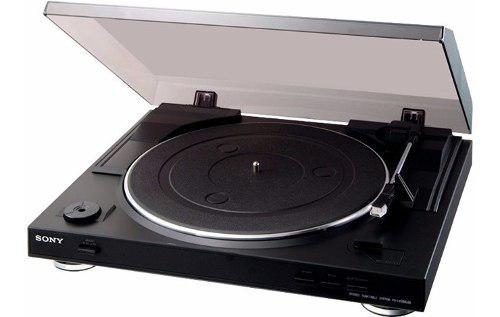 Sony ps-lx300usb tornamesa salida usb conversión mp3