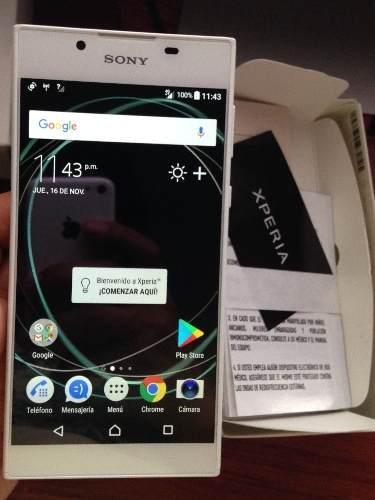 Sony xperia l1 g3313 16gb, 2ram blanco 5.5 hd