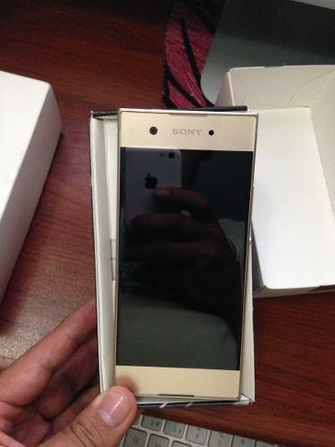 Sony xperia xa1 g3123 32gb, 3ram dorado. como nuevo