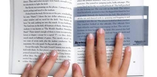 1503905cq ver-leer lectura herramienta - tamaño de libro, !