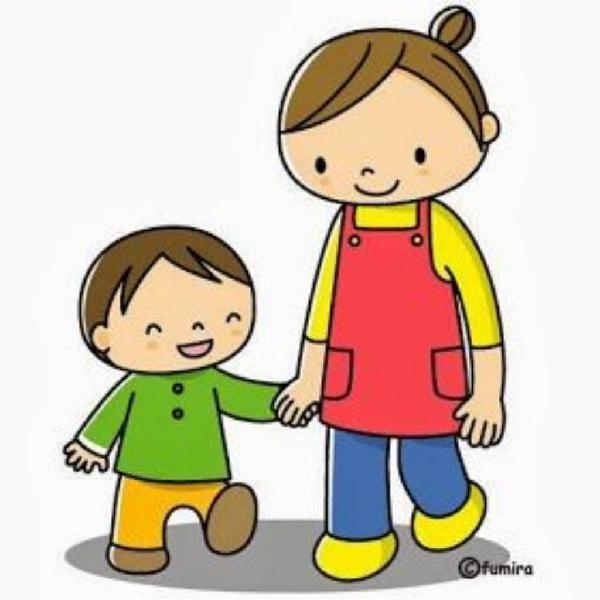 Cuidado de niños medio tiempo a domicili