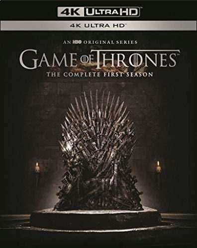 Game of thrones: season 1 (4k ultra hd) [blu-ray]