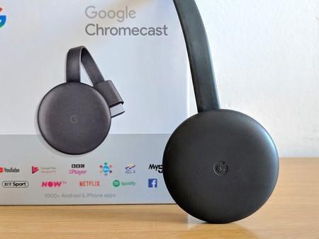 Google chromecast 3ra generacion nuevo