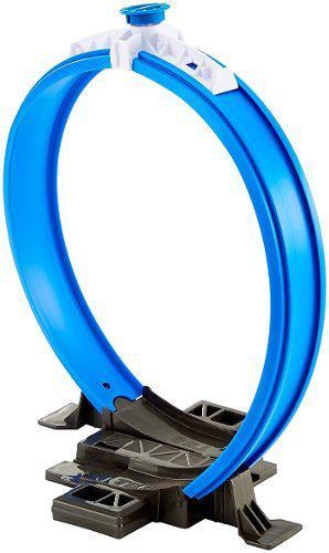 Hot wheels track builder loop accesorio para pista