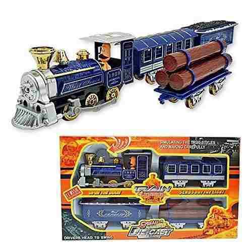 Juguetes corpista classic diecast train toy metal locomotora