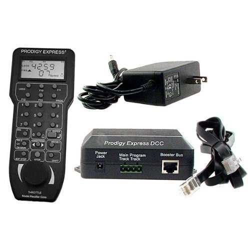 Modelo rectifier corporation prodigy express dcc controlador