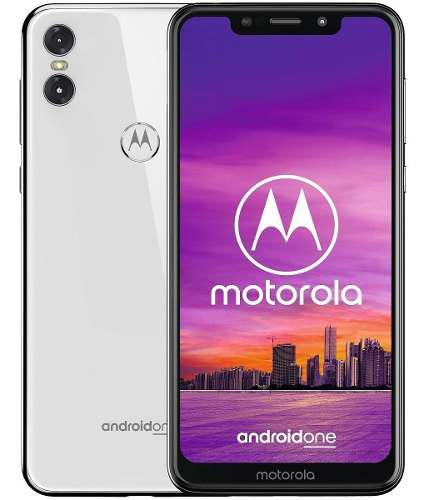 Motorola one 4g 32gb cam dual 13mp+2mp ram3gb huella + envio