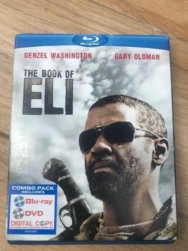 Pelicula bluy ray the book of eli