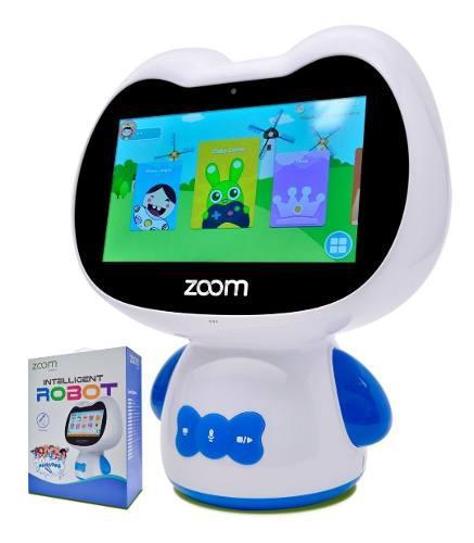 Robot inteligente zumi android 8.1 1gb 8gb bluetooth karaoke