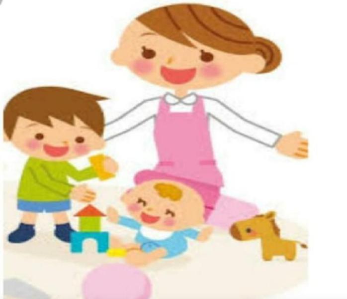 Servicio de niñera y oficios varios