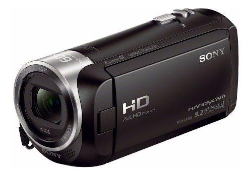 Sony hdr-cx405 handycam vídeocamara exmor r cmos zeiss®