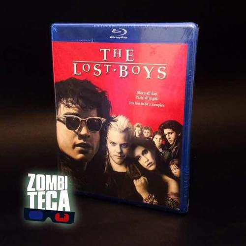 The lost boys bluray - zombiteca