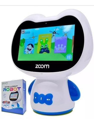 Zumi robot inteligente zumi android 8.1 tablet niños