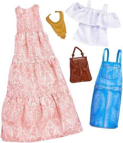 Accesorios ropa muñeca barbie fashions