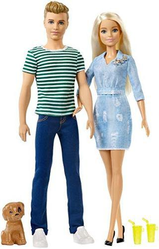 Barbie original muñecas y accesorios ken & puppy