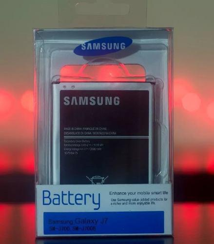 Bateria pila samsung j7 j5 j3 j2 prime s5 s4 s3 original