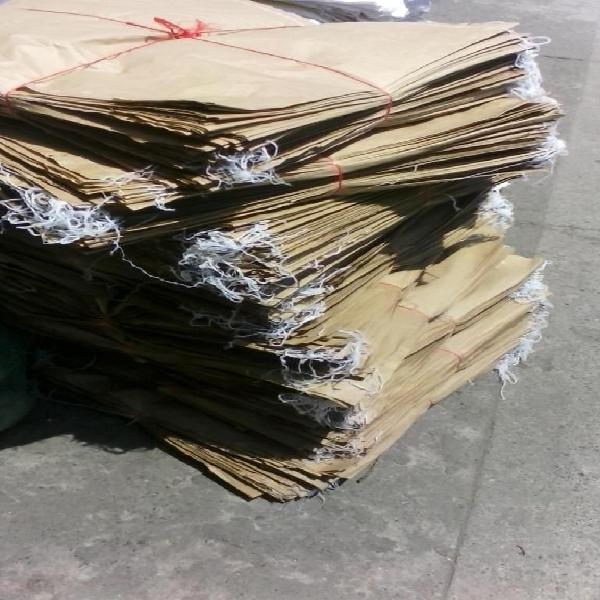 Empaque de papel panelero