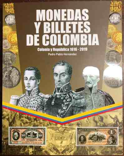 Catalogo monedas y billetes, modedas y 24 billetes