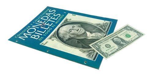 Colección monedas y billetes 1 dollar 1993