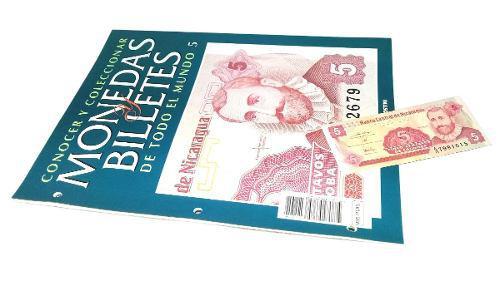 Colección monedas y billetes: nicaragua 5 centavos