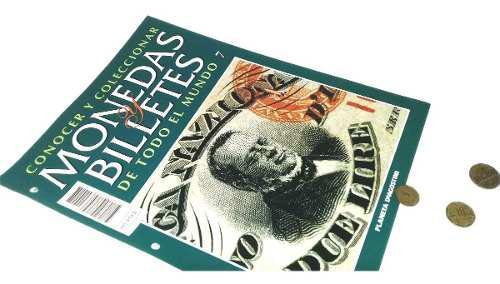 Colección monedas y billetes peru: centimos