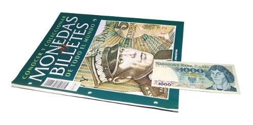 Colección monedas y billetes polonia: zlotych (zlotych)