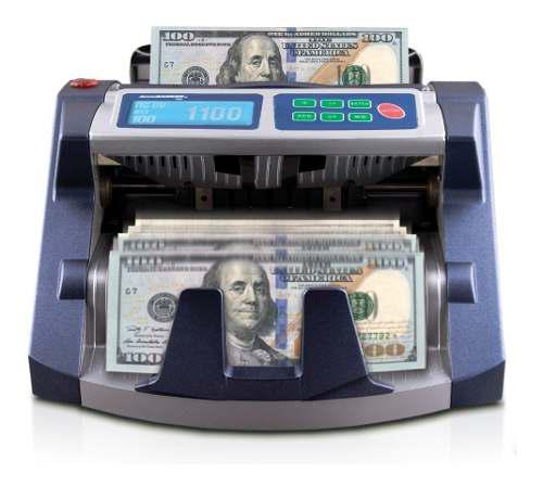 Contadoras de billetes y monedas